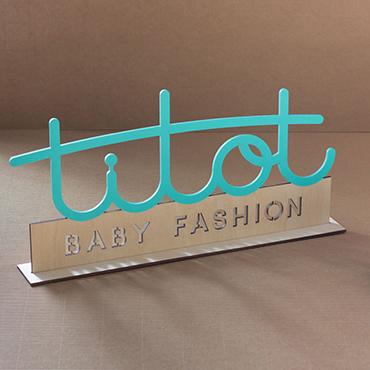 Reklama przestrzenna dla TITOT