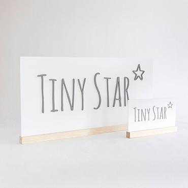 Reklama przestrzenna dla TINY STAR